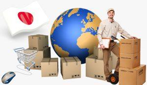 Vận chuyển hàng Nhật Bản