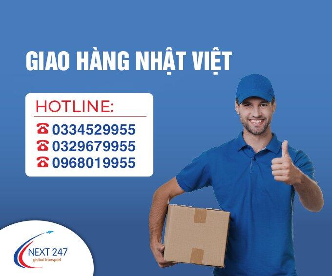 Giao hàng Nhật Việt