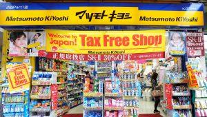 Miễn thuế cho khách du lịch