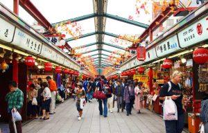 Khu mua sắm Asakusa