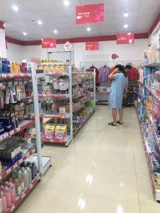 Mua hàng Nhật tại cửa hàng Nhật