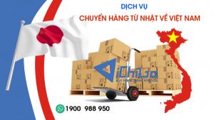 Ship các loại hàng hóa Nhật Bản về Việt Nam