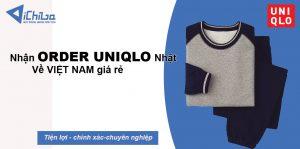 Nhận order Uniqlo giá rẻ