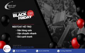 Mua hàng ngày Black Friday