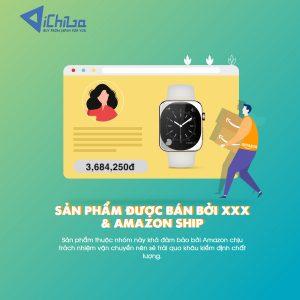 Sản phẩm được bán bởi đối tác và Amazon ship