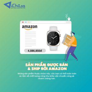 Sản phẩm được bán và ship bới Amazon