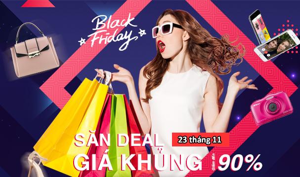 Các mặt hàng nên mua ngày Black Friday