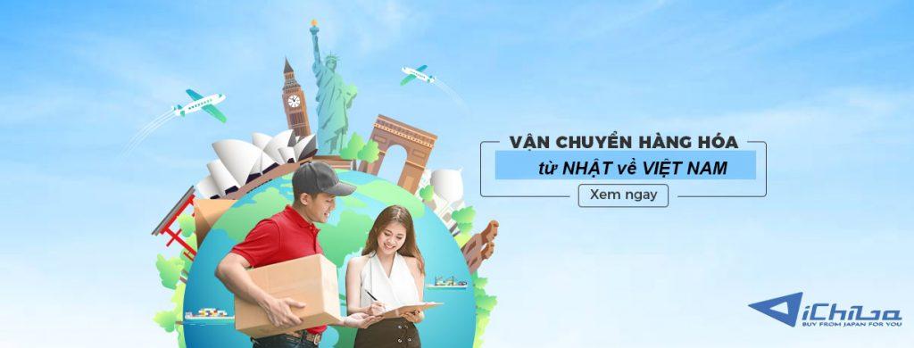 Vận chuyển đồng hồ Nhật về Việt Nam