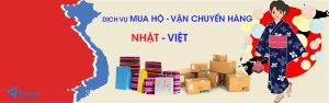 Dịch vụ order và vận chuyển hàng Nhật Việt