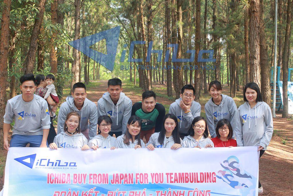 Đội ngũ nhân viên Ichiba