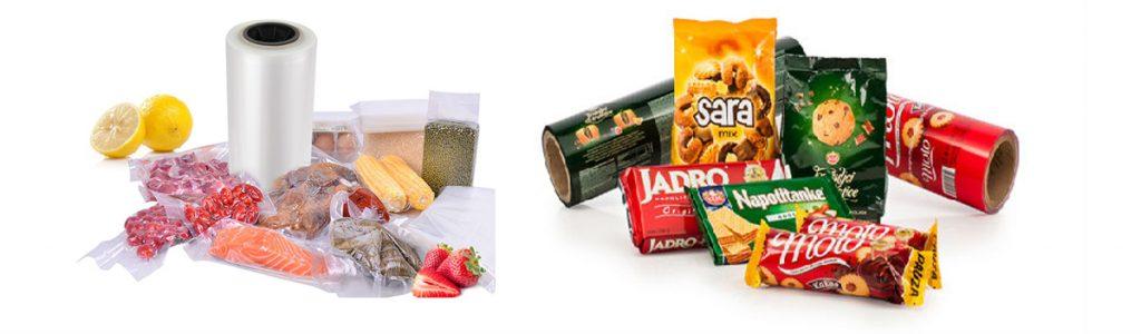 Đóng gói hàng thực phẩm