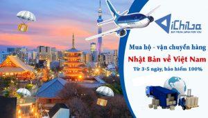 Ichiba - vận chuyển hàng từ Nhật về Việt Nam