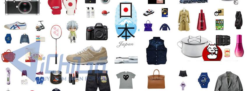 Nhận vận chuyển các loại hàng Nhật