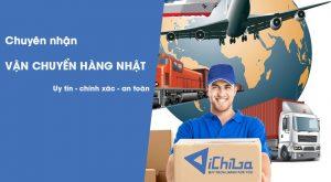 Vận chuyển hàng Nhật về Việt Nam uy tín