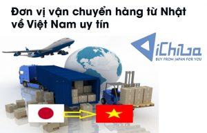 Vận chuyển hàng từ Nhật về Việt Nam