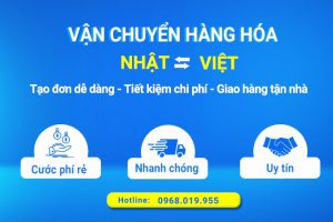 Vận chuyển Nhật Việt tại Next247