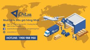 Dịch vụ chuyển hàng từ Nhật về Việt Nam của Ichiba