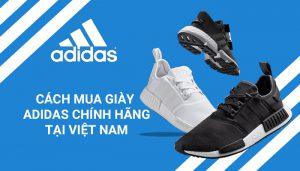 Các website mua giày Adidas chính hãng