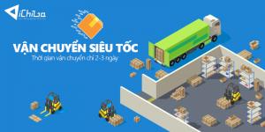 Chuyển hàng Nhật Việt siêu tốc với Ichiba