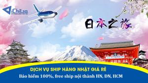 Dịch vụ ship hàng Nhật giá rẻ