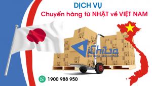 Nhận ship hàng từ Nhật về Việt Nam