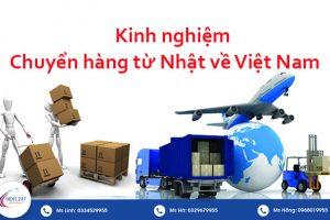 Chuyển hàng Nhật Việt