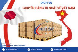 Gửi hàng từ Nhật về Việt Nam